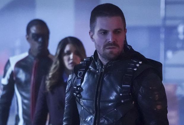 Arrow Recap Episode 150