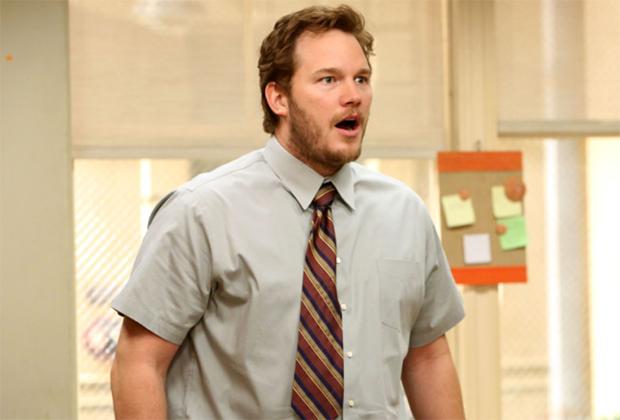 Chris Pratt Parks and Rec