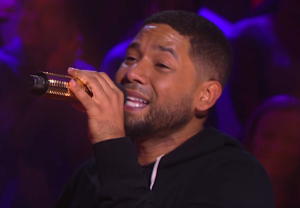 Jussie Drop Mic Cancelled