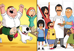 Family Guy Bob's Burgers Renewed Fox