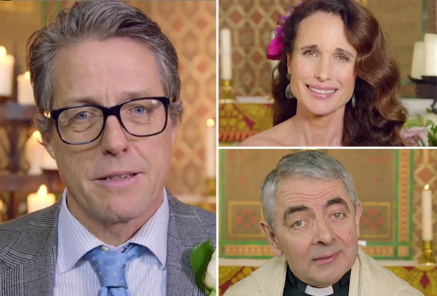 Four Weddings And A Funeral Reunion