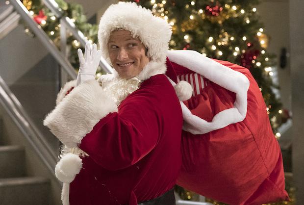 Sexy santa being screwed
