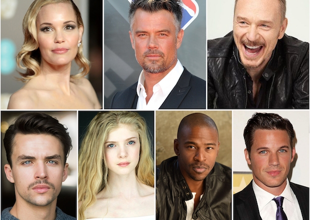 Josh Duhamel Jupiter's Legacy Cast Netflix Series