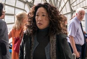 Killing Eve Season 2 Premiere Sandra Oh
