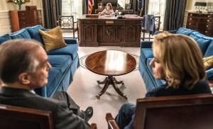 Madam Secretary Season 5 Episode 14 Keith Carradine Interview