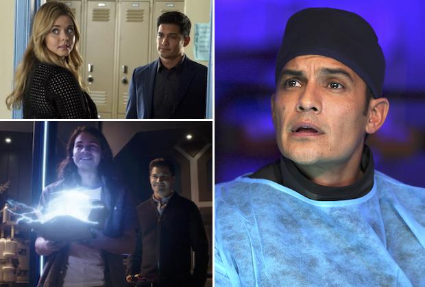 Nicholas Gonzalez The Good Doctor Pretty Little Liars The Flash