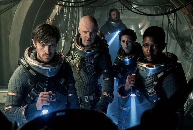Nightflyers Cancelled Syfy