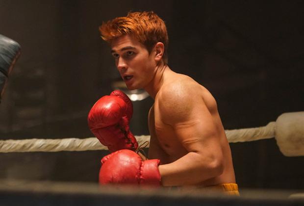 Riverdale Season 3 Episode 13 Archie Boxing