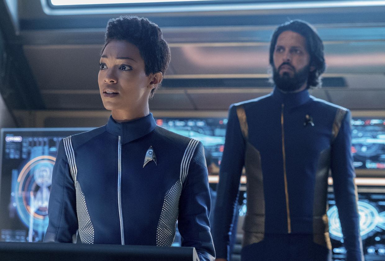 Star Trek Discovery Season 3 cast