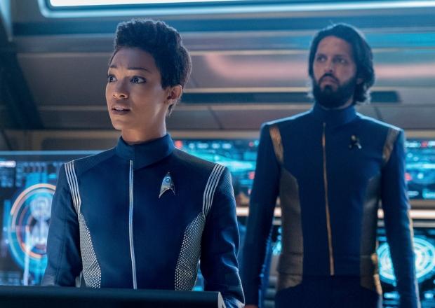 Star Trek Discovery Renewed For Season 3 At Cbs All Access Tvline