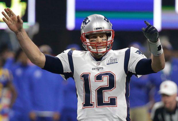 Super Bowl Ratings 2019