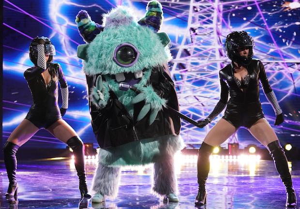 The Masked Singer Recap Season 1 Episode 6