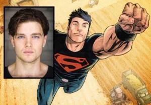 Superboy Cast Titans Season 2