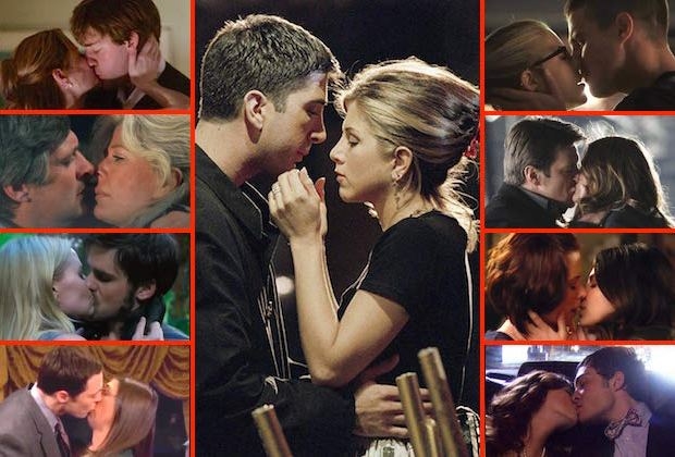 TV's Best First Kisses