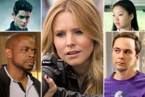 Ask Ausiello: Spoilers on Veronica Mars, Big Bang, Supernatural, Gotham, Psych, New Amsterdam, TWD and More