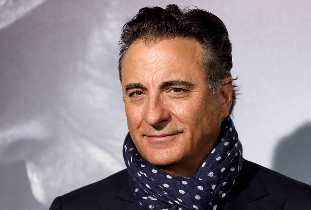 Andy Garcia The Kenan Show
