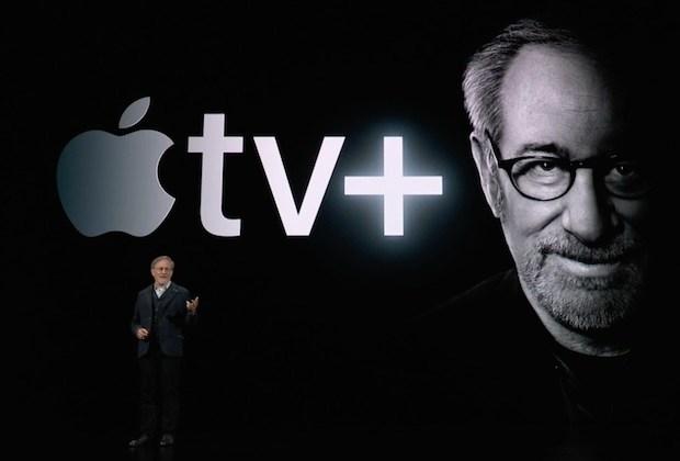 Apple TV+ Streaming Service