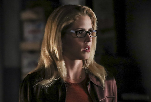 Arrow Emily Bett Rickards Felicity Smoak