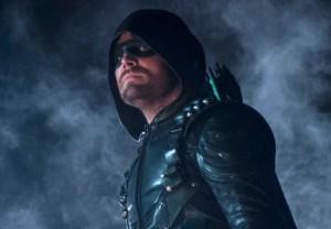 Arrow Ending Final Season