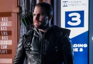 Arrow Season 8 Oliver Dies