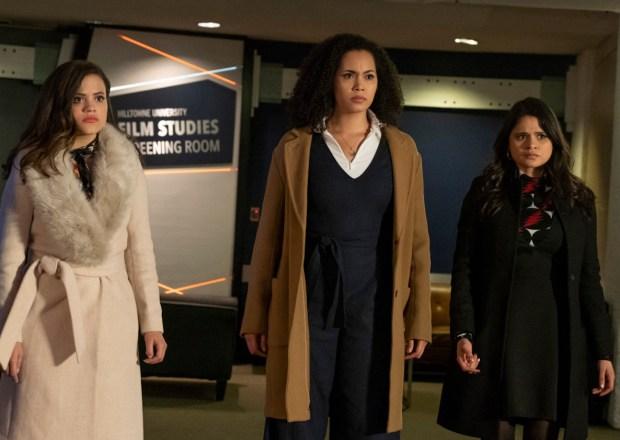Charmed Season 2 New Showrunner