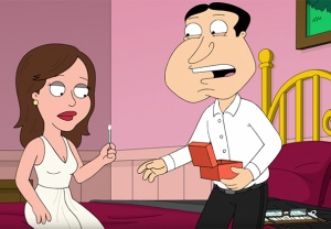Family Guy Mandy Moore