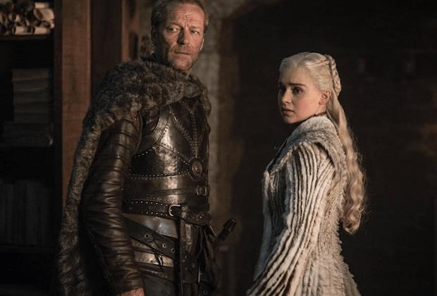 Game of Thrones Photos Final Season 8 Daenerys Winterfell