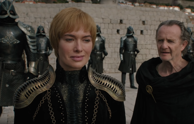 Game of Thrones Trailer Season 8 Final PHotos