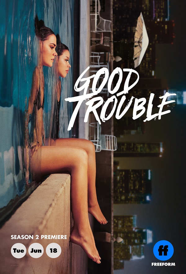 Good Trouble Season 2 Poster