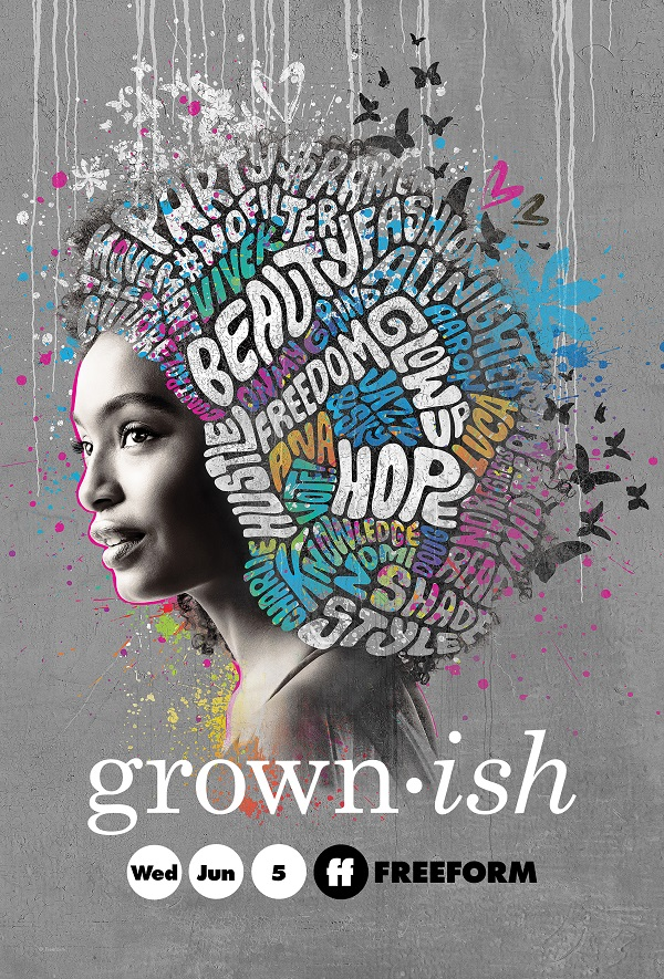 Grown-ish Season 2B Poster