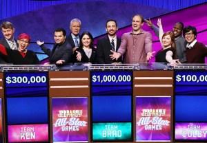 Jeopardy All-Star Games Winner