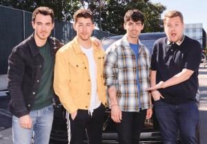 Jonas Brothers Carpool Karaoke Video Sucker