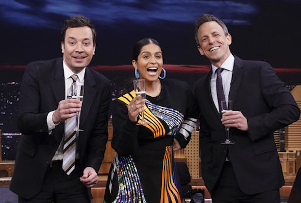 Lilly Singh NBC Late Night Show