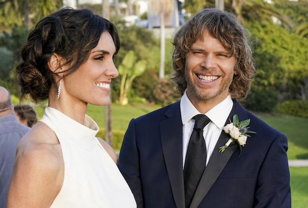 NCIS LA Hetty Returns Wedding
