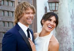 NCIS LA Wedding Densi