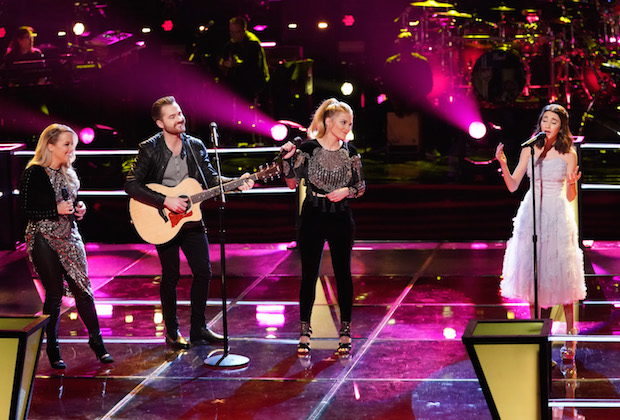 the voice recap shawn sounds the bundys battles