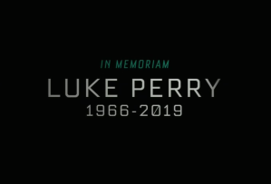 Riverdale Luke Perry In Memoriam Title Card Tribute