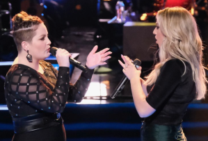 the voice recap rizzi myers celia babini battles