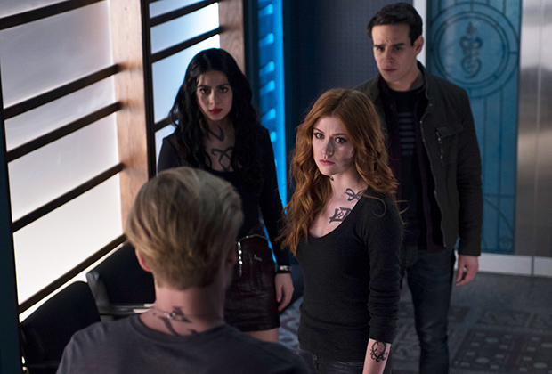 Shadowhunters Series Finale Date