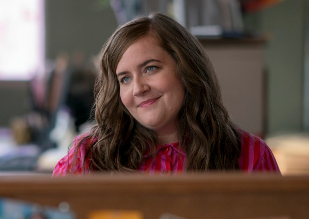 Shrill Review Aidy Bryant Hulu Annie