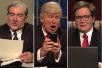 SNL Cold Open: Alec Baldwin's Trump Gloats Over Mueller Report