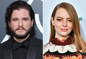 Kit Harington, Emma Stone Host SNL