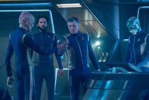 Star Trek Discovery Season 2 Episode 8 Pike