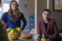 Supergirl's Katie McGrath Explains Why the Alex/Kara Twist Is 'Gratifying' for Lena