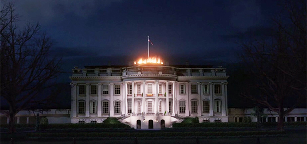 Supergirl White House