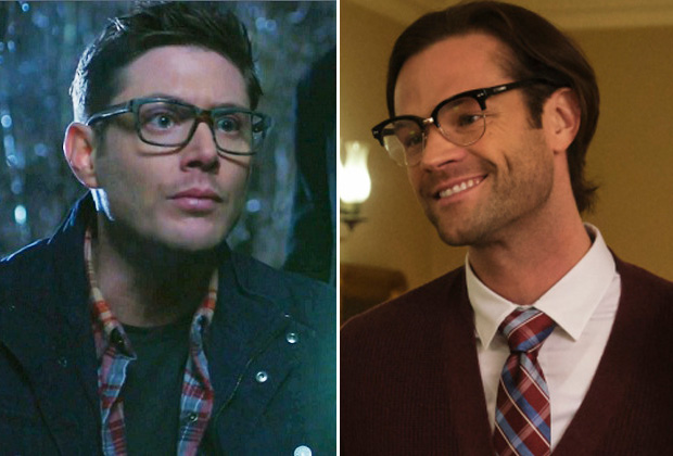 Supernatural Glasses