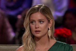The Bachelor Finale Hannah G.