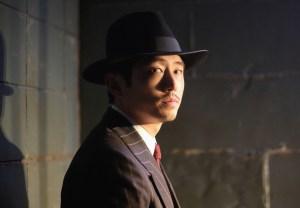 The Twilight Zone A Traveler Steven Yeun