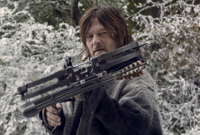 The Walking Dead Season 9 Finale Daryl