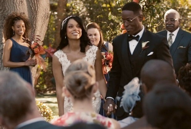 This Is Us Randall Beth Wedding